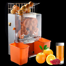 China Full Automatic Electric Commercial Fruit Juicer Machines , Juice Extracting Machine factory
