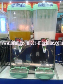 China Commercial Stainless Steel Fruit Juice Dispenser 18 Liter With Imported Compressor distributor