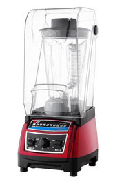 China Smoothie / Fruit Juice Commercial Blender Machine Ice Crusher Machine 1000W distributor
