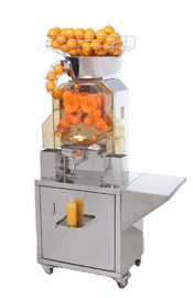 China High Output Industrial Orange Juice Extractor With Automatic Feeder For Restaurant distributor