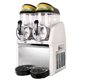 Slush Machine  10 Liter With Aspera Compressor And 2  Bowls