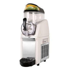 China Big Capacity Stainless Steel Slush Dispenser Machine For Snack And Coffee Shop factory
