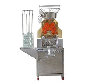 China Professional Commercial Orange Juicer Machine / Cold Press Juicers for Hospital distributor