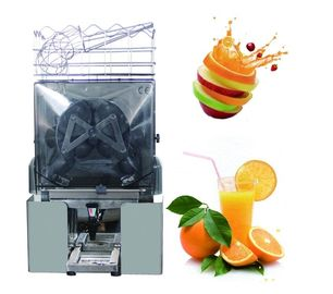China Stainless Steel Citrus Orange Juice Maker Machine 20-22 Oranges Per Mins distributor