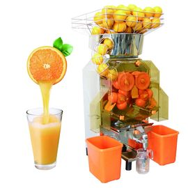 370 W Desk Type Orange Juice Squeezer Auto Press For Supermarket