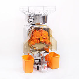 China 304 Staninless Steel Orange Juicer Extractor 370W Commercial For Coffee Bar distributor