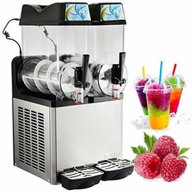 Automatic Snow Margarita Slush Freezer Machine 12 Liter Beverage Mixing Machine