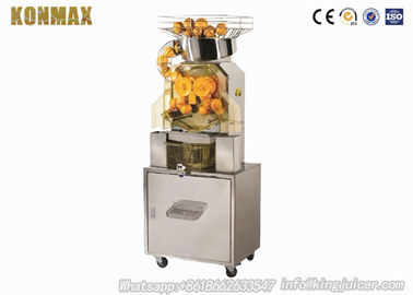 Commercial Automatic Fruit Orange Juicer Machine / Professional Juice Extractor