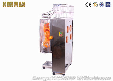 China Industrial Electric Commercial Orange Juicer Machine / Fruit Juice Extracting Machines factory