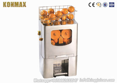 China Commercial Fruit Juicer Machines / Electric Citrus Juicer For Cafe Shop factory