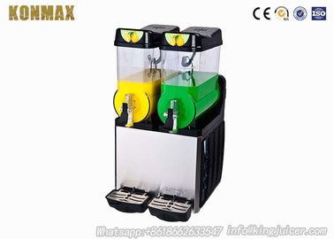 Commercial Frozen Slush Maker Machine For Daiquiri / Margarita / Granita