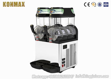 10 Liters Frozen Slush Ice Maker Machine With Light Making Slush By Beater