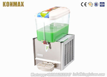 China High Capacity Commercial Beverage Dispenser , Automatic Juice Machine factory