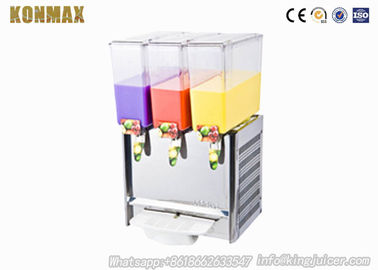 Commercial Cold Drinks Making Machine / Cold Juice Dispenser / Beverage Maker