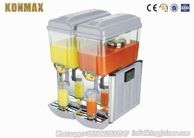 China High Performance 9L×2 Commercial Beverage Dispenser / Mixing Dispenser For Drinks factory