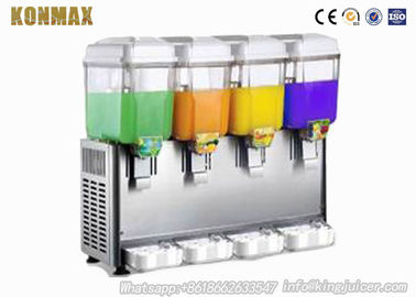 China 9L×4 1200W Automatic Commercial Beverage Dispenser For Milk Beverage factory