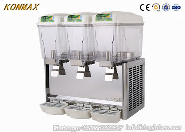China Buffet Equipment Automatic Cold Drink Dispenser Orange Juice Drink Tower Dispenser factory