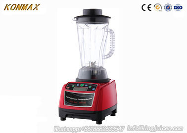 High Performance Commercial Ice Blender Machine 1390 W Super Powerful Motor