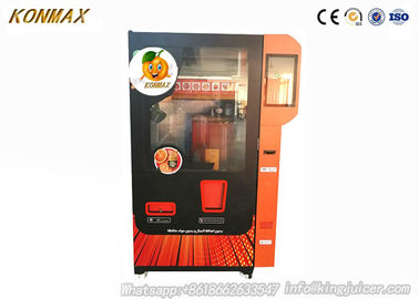 Automatic Ozone Sterilazation Fresh Fruit Juice Vending Machine With Long Life