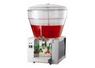China Single Jar Fruit Juice Dispenser 50 Liter Juice Refrigeration Machine distributor