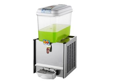 China 240W Commercial Fruit Juice Dispenser 18 liter Chilled Drink Dispenser distributor