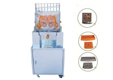 250Watt Electric Orange Juicer With 22 - 25 Oranges Per Mins For Supermarket