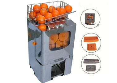 China High Capacity Orange Juice Extractor , Cafes / Bars Centrifugal Juicing Machine distributor