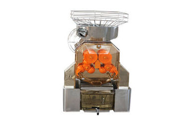 China Commercial Automatic Green Lemon Automatic Orange Juicer Machine , Juice Extractor distributor