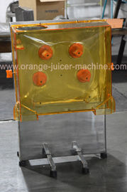 China Auto Feed Commercial Fruit Juicer Machines , Cold Pressed Juicer Machine distributor