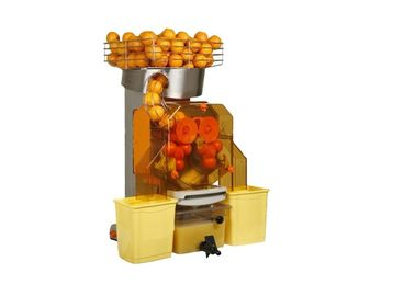 China Stainless Steel Commercial Citrus Juicer Extractor Machine Anti Corrosion factory
