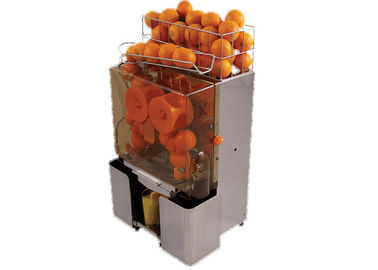 China Lemon Fruit Commercial Orange Juicer Machine , Auto Feed Squeezer For Restaurant distributor