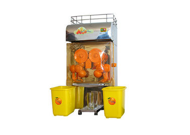 China Fresh Squeezed Automatic Orange Juicer Machine / Orange Juice Maker 110v - 220v distributor