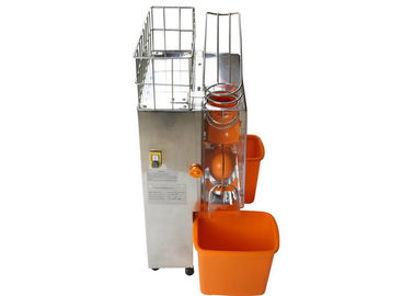 OEM Auto Commercial Fruit Juicer Machines / Commercial Juice Extractor Machine For Apple