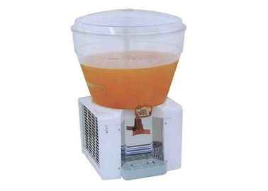China 50L Single Tank Mixing Cooling Juice Dispenser Machine For Cafe Shop distributor