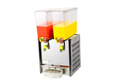China 9L×2 Commercial Beverage Dispenser / Juicer Blender For Hotel or Restaurant distributor