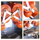 CE Electric Commercial Automatic Orange Juicer Machine for Drink Shop