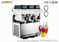 Commercial Stainless Steel Ice Slush Machine 12 Liters Granita Machine