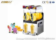 500W Margarita Smoothie Ice Slush Machine , Slush Ice Maker Large Capacity