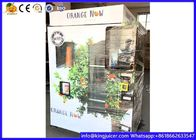 Auto Fresh Orange Cold Pressed Juice Vending Machine With Display Screen