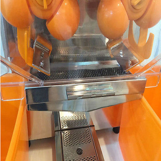 Professional Orange Juicer Machine Heavy Duty Automatic Commercial