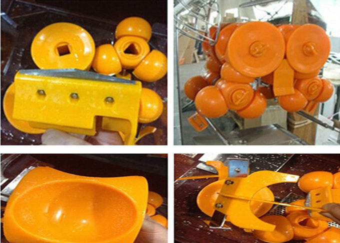 Large Automatic Orange Juicer Machine Industrial Pomegranate For Shop