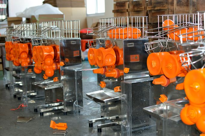 Professional Vending Orange Juicer Extractor For Buffet