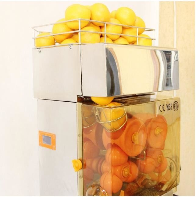 Fresh Squeezed Automatic Orange Juicer Machine / Orange Juice Maker 110v - 220v