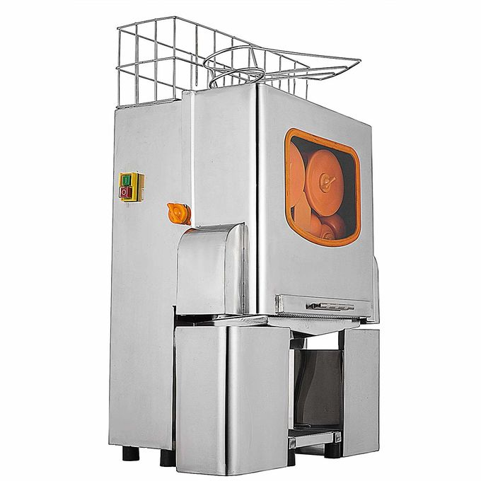 Auto Feed Commercial Fruit Juicer Machines Cold Pressed