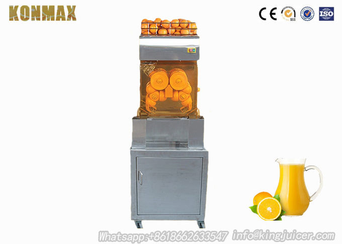 120W / 250W Automatic Orange Juicer Machine For Fruit And Vegetable Squeezer