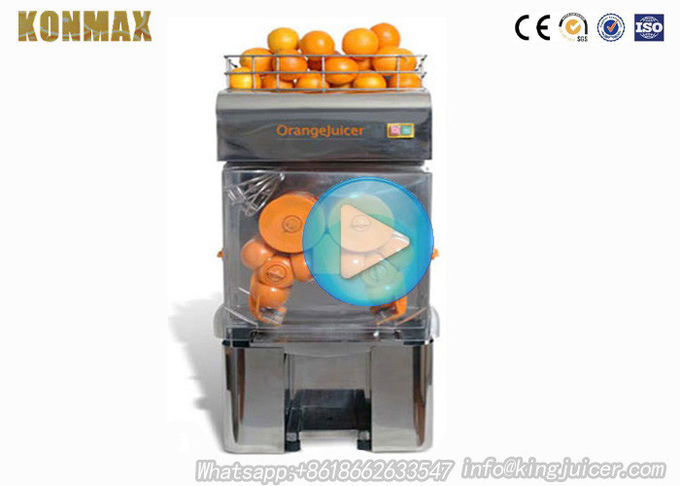 Fresh Juice Small Automatic Orange Juicer Machine Easy Operate and High Efficiency
