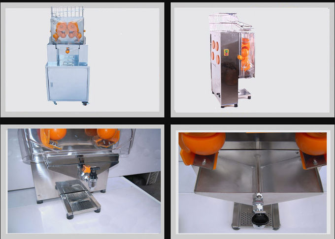 OEM Commercial Orange Juicer Machine , High Efficiency Juice Extractor for Home