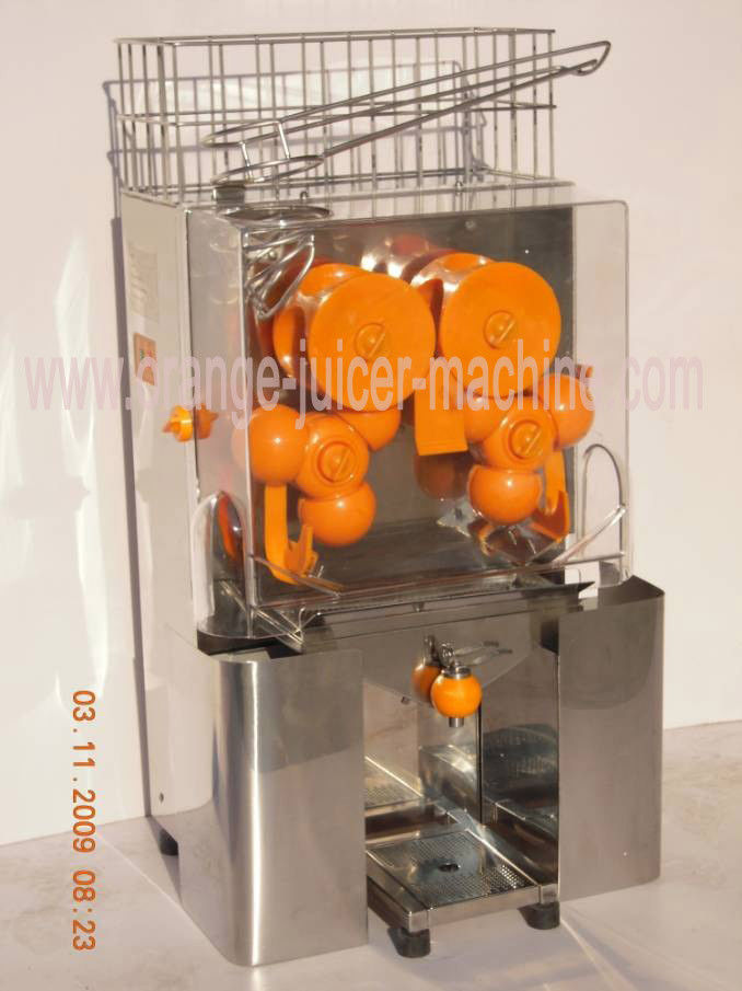 120w fresh squeezed orange juice vending machine auto feed hopper. Black Bedroom Furniture Sets. Home Design Ideas